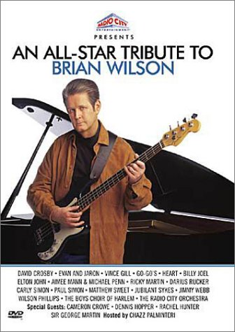 All - Star Tribute To Brian Wilson DVD